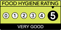 Food Hygiene Rating of 5 for The Riverbank Cafe in Radstock